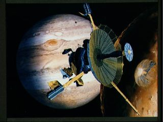Spacecraft Galileo: To Jupiter and Its Moons | Space