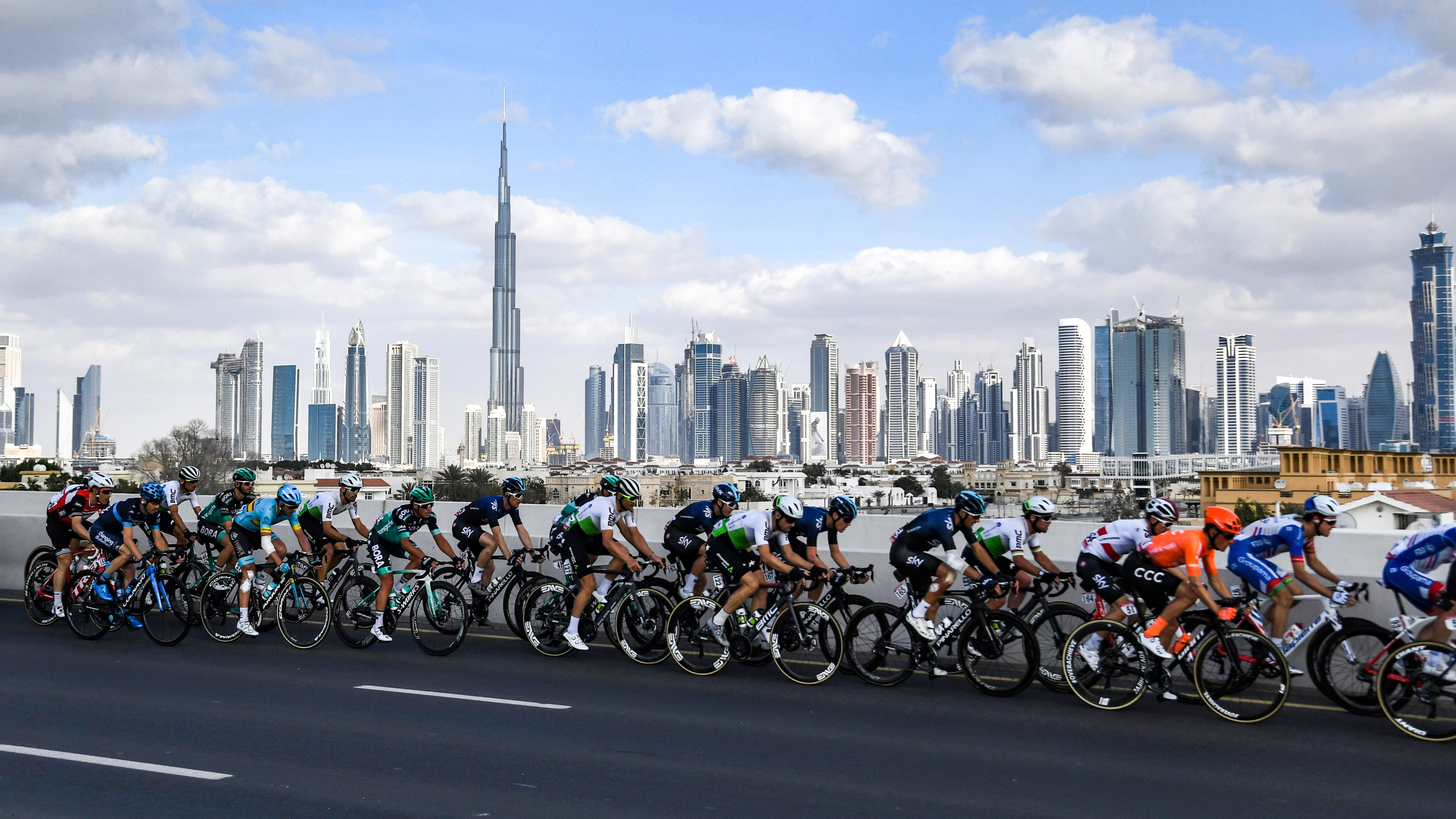 UAE Tour live stream 2021: how to watch UCI World Tour cycling online from  anywhere