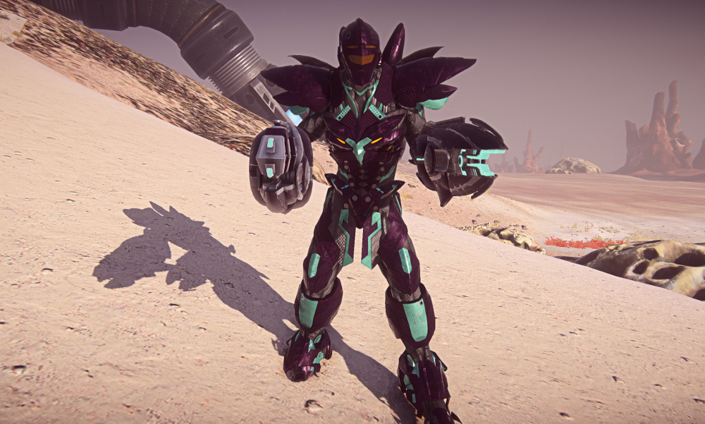 PlanetSide 2 MAX Suits Let You Become Iron Man #22147