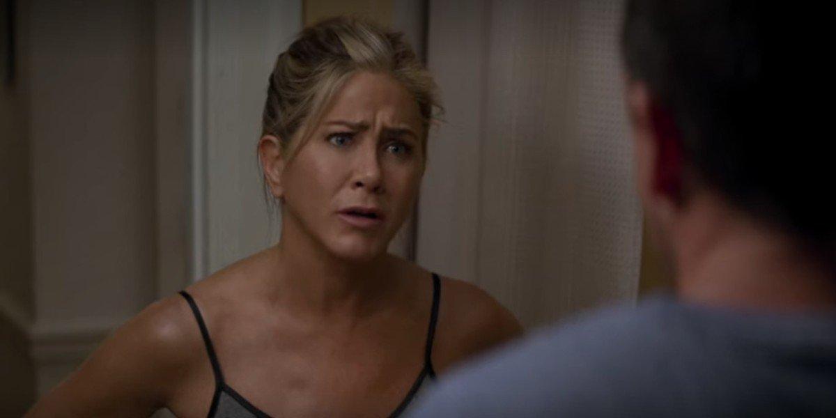 Jennifer Aniston in Murder Mystery