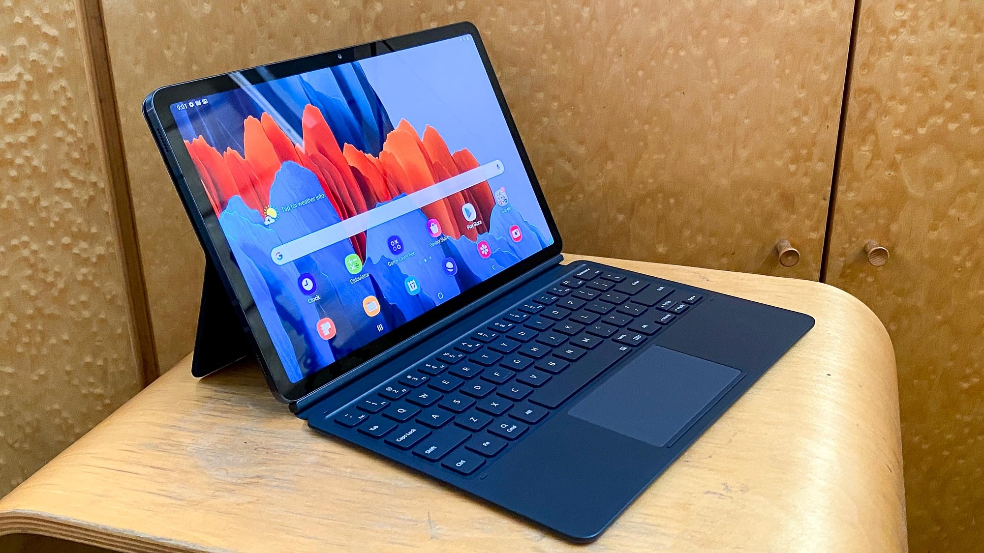 Samsung Galaxy Tab S7 Review The Best Ipad Pro Rival Yet Tom S Guide