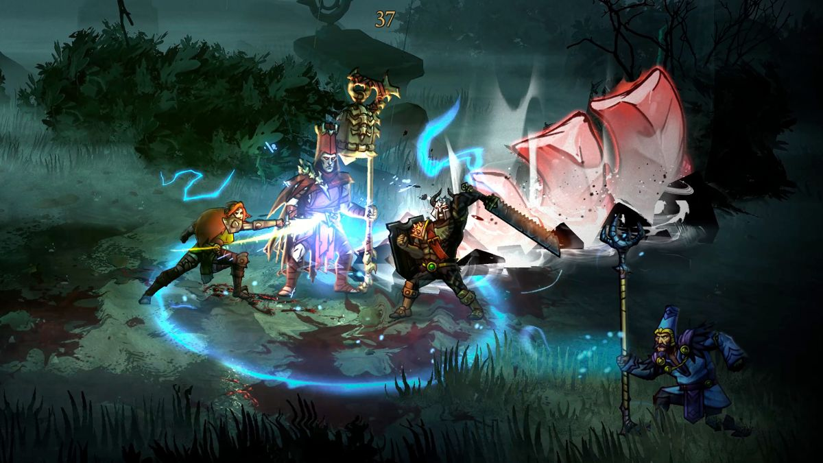 Co-op dungeon crawler Blightbound is heading to Steam Early Access on July 29