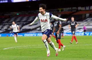 Tottenham Hotspur v Brentford – Carabao Cup – Semi Final – Tottenham Hotspur Stadium