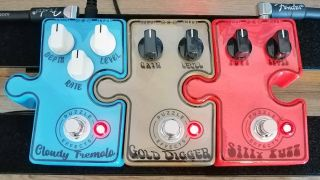 Puzzle Effects unveils new pedals