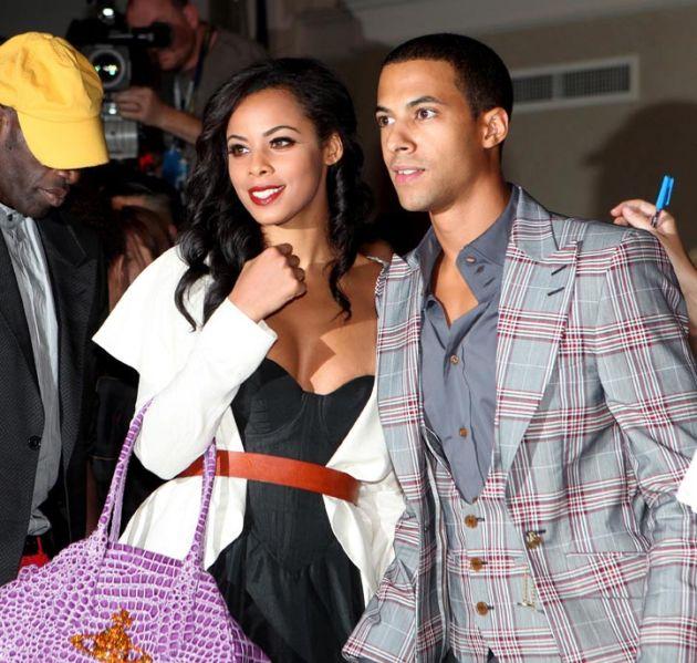 JLS's Marvin and Saturdays' Rochelle split