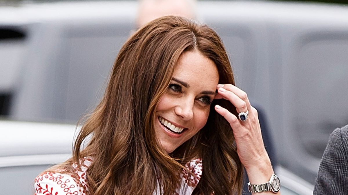 The truth about Kate Middleton's nail polish 'rules' has been revealed