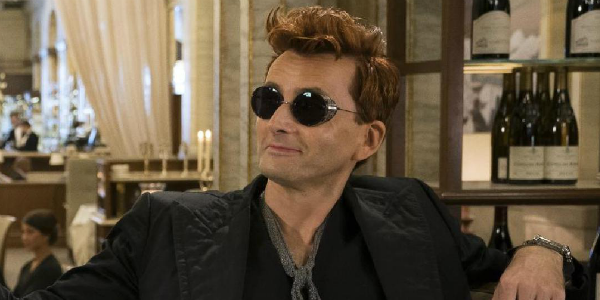 David Tennant's Next TV Show After Good Omens Sounds Like A