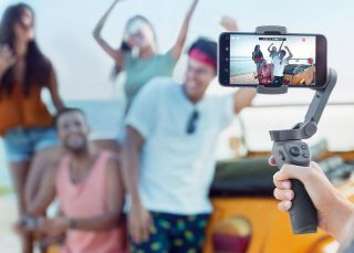 DJI Osmo Mobile 3 is DJI's latest mobile gimbal offering