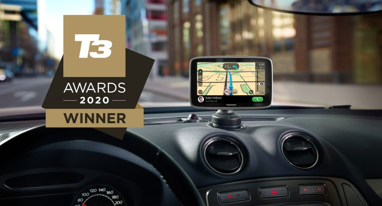 T3 Awards 2020: TomTom Go Premium navigates its way to sat nav supremacy