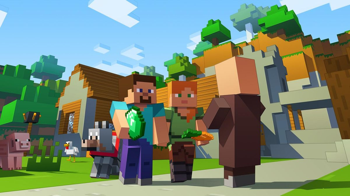 30 Games Like Minecraft You Should Try When The Blocks Are Taking Over Gamesradar