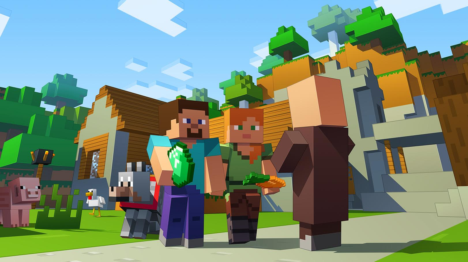 Minecraft Has Now Sold More Than 100 Million Copies