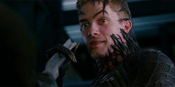 "Topher Grace as Venom in ""Spider-Man 3"" (2007)"