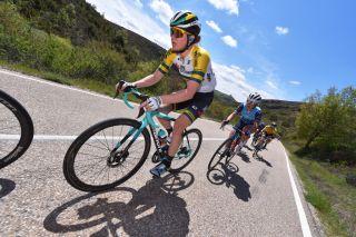 Sarah Roy (BikeExchange) will race with Canyon-SRAM beginning in 2022