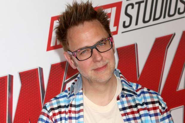 James Gunn Makes First Statement Following 'Guardians of the Galaxy Vol. 3' Re-Hiring