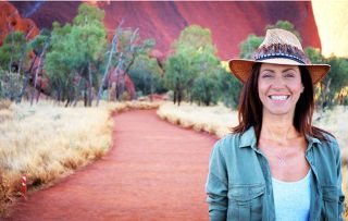 Julia heads Down Under to meet the locals and take in the stunning landscape ● travelogue / 8.30pm (times vary, not Wales) / ITV Julia Bradbury will be enjoying some spectacular scenery during her 12,000km journey around this enormous country in the weeks to come, but before heading into the wilderness, her first stop is Sydney. In tonight's opening episode, Julia meets Bondi Beach's only female lifeguard, goes behind the scenes at the city's iconic Opera House and ponders a tattoo in hipster hotspot Surry Hills. All in all, it's a gentle introduction to a charming travel series, yet we can't help but feel that the more spectacular moments lie ahead, when the former Countryfile host leaves the city behind next week… HHHH sma ● See Julia Bradbury interview: page 17