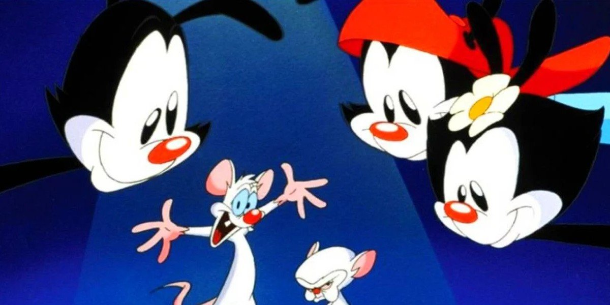 The Animaniacs and Pinky and the Brain