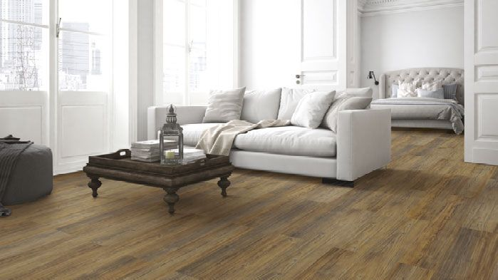Which flooring for which room?