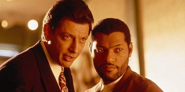 Deep Cover Jeff Goldblum Laurence Fishburne