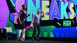 Adobe engineers wow audiences at Adobe MAX with an inspiring look into future tech.