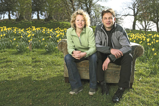 We make Kate and Chris sit the Springwatch test