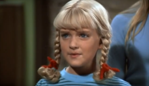 The Brady Bunch Cindy Susan Olsen