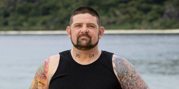 survivor david vs goliath Pat Cusack cbs