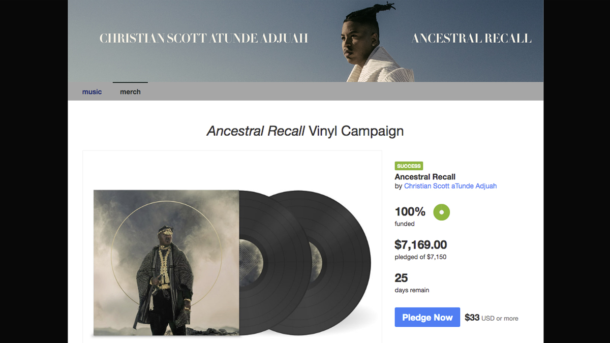 Bandcamp is making it easy to release your music on vinyl, and there's no financial risk