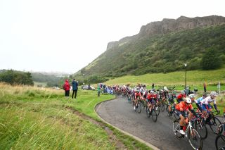 The Women's Tour of Scotland final stage