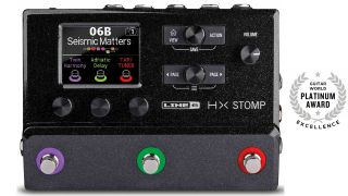 Review: Line 6 HX Stomp | Guitarworld