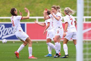 England v Northern Ireland – Women's International Friendly – St Georges Park