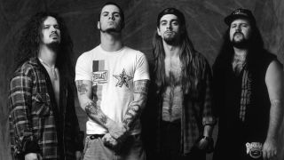 A promotional photo of Pantera