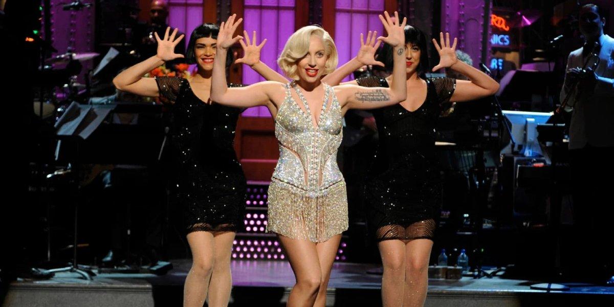 Lady Gaga hosting Saturday Night Live