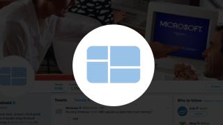 Microsoft Windows 1.0 logo