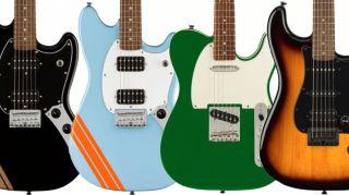 New Squier FSR models