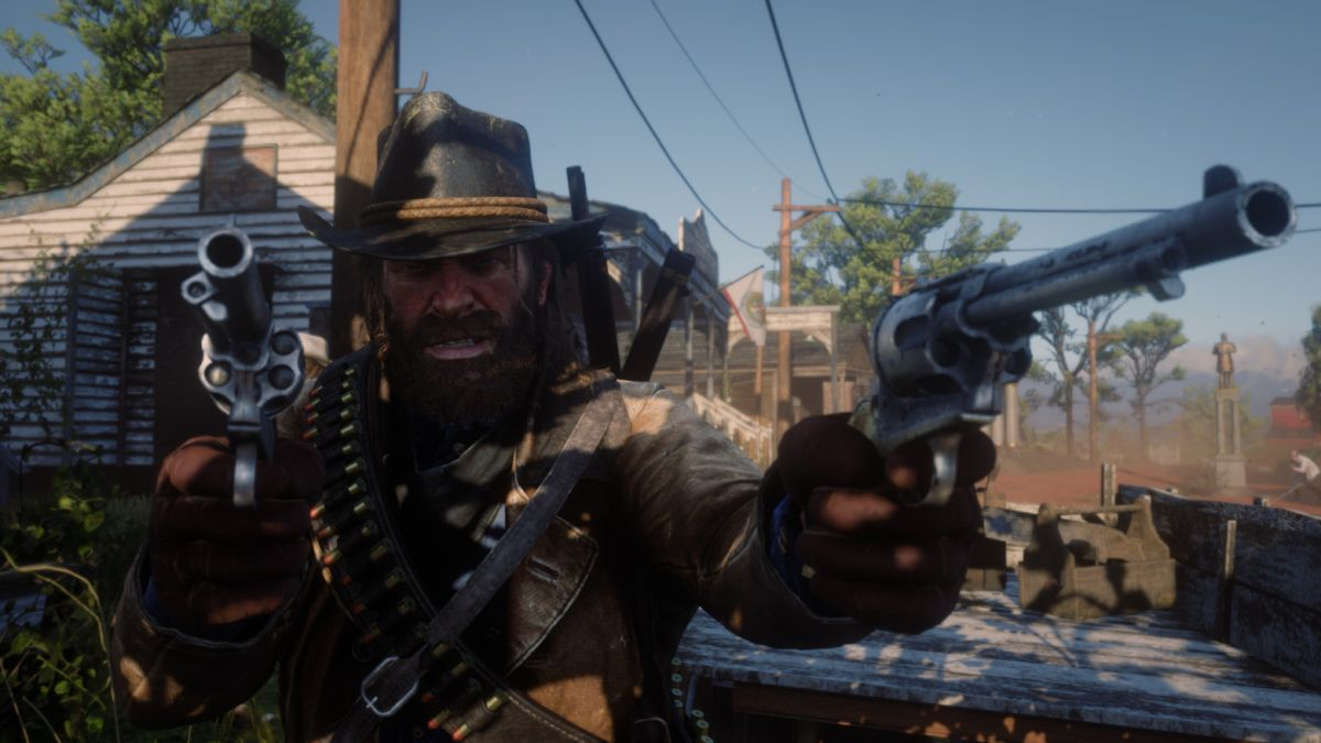 Red Dead Redemption 2 patch aims to fix crashes and Arthur's quick metabolism