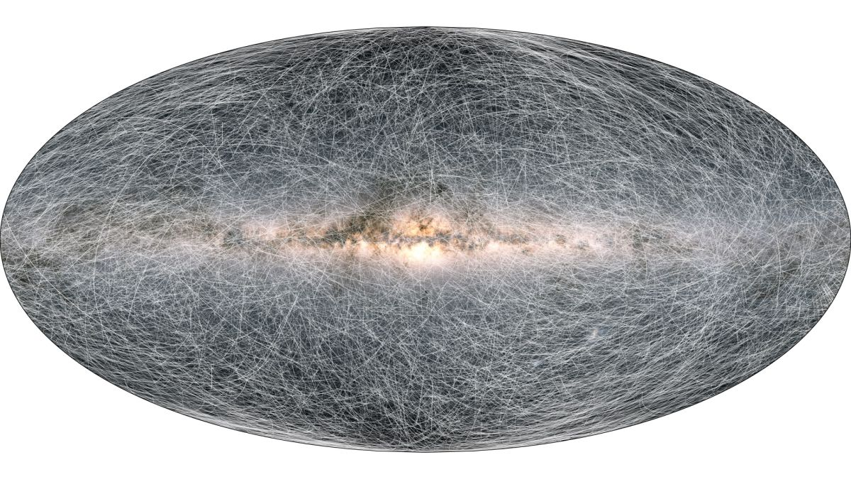 A 'tsunami' for astrophysics: New Gaia data reveals the best map of our galaxy yet