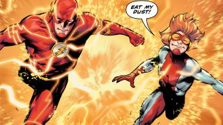 Joshua Williamson teases the big plans for his The Flash finale - and a surprise extra issue