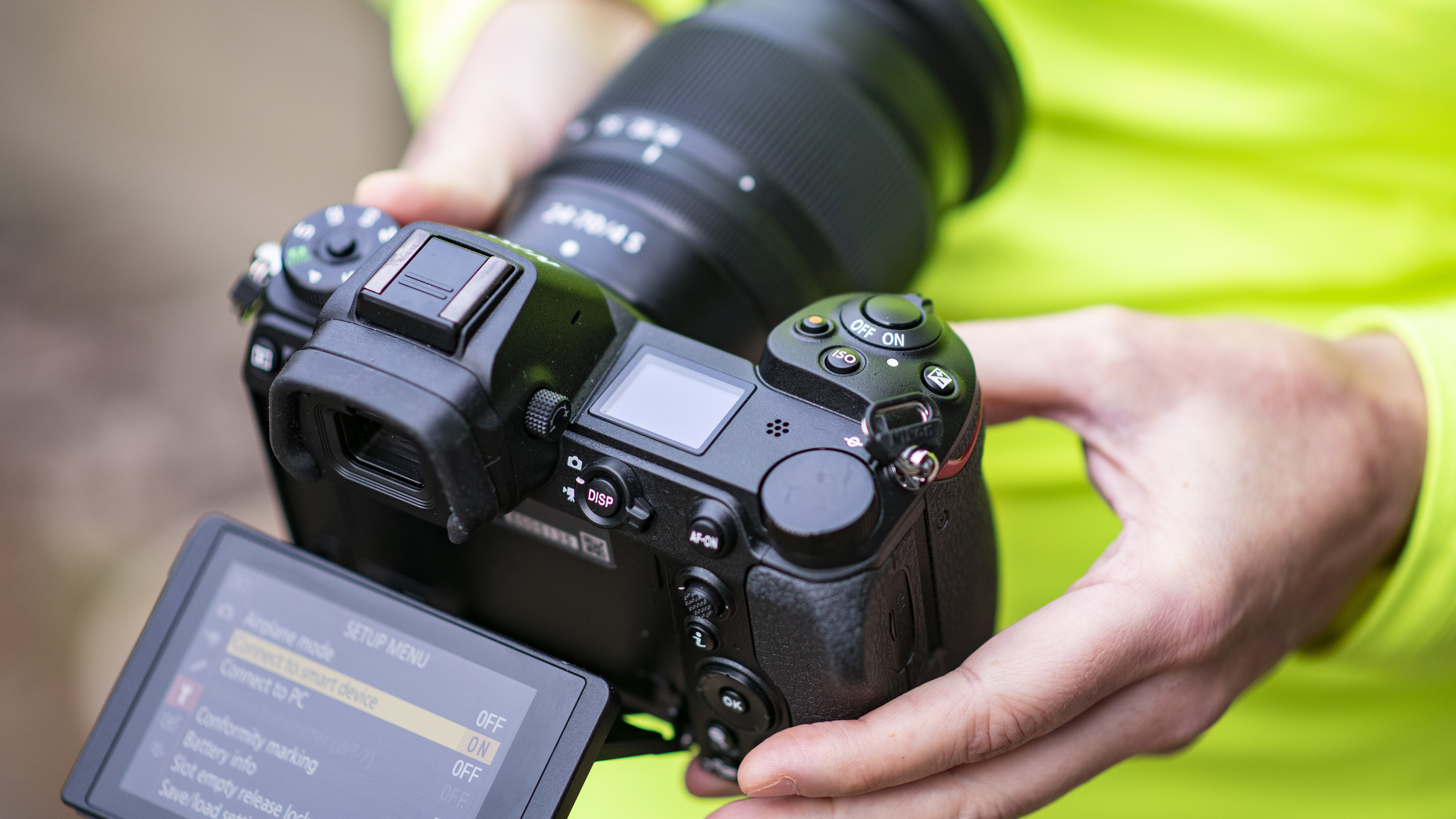 Nikon reportedly registers another camera, but will it be a