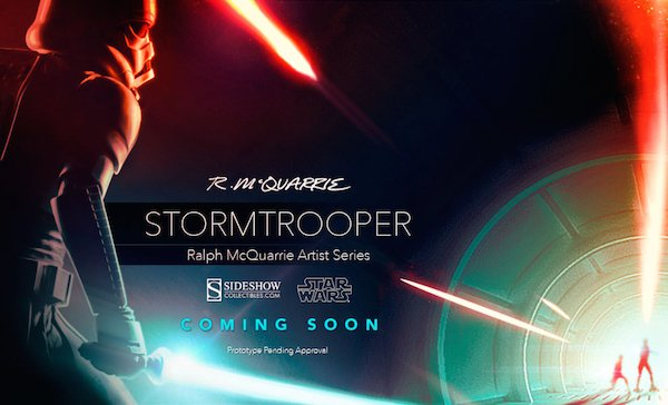 Star Wars 7 Stormtrooper lightsaber