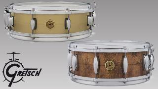 Gretsch 2021 signature snares