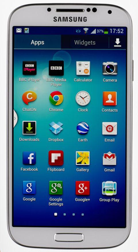 Samsung Galaxy S4 review | What Hi-Fi?