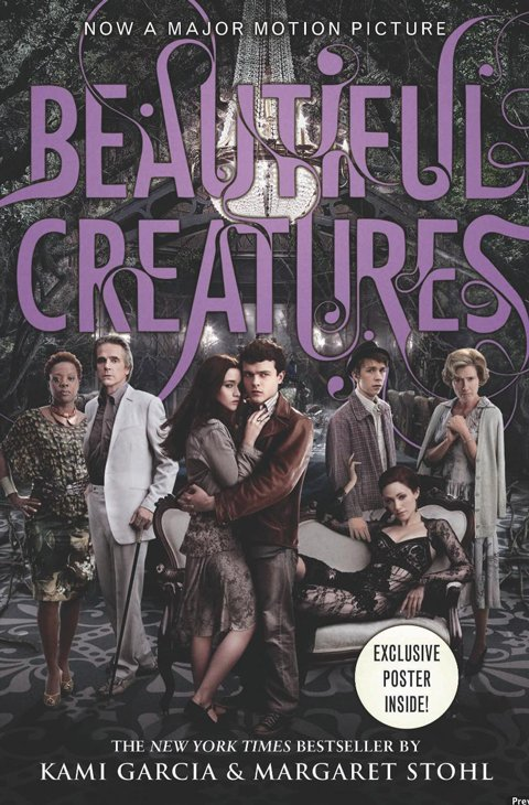 Beautiful Creatures Giveaway: Win Makeup, T-Shirts, The Soundtrack And Much More #6862