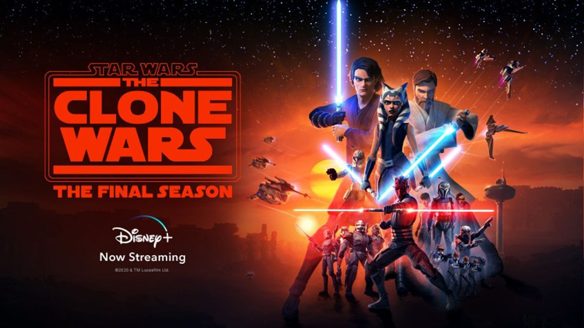 How To Watch Star Wars The Clone Wars Online And Stream On Tv Around The World Gamesradar