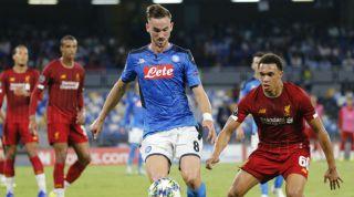 Fabian Ruiz Napoli Liverpool