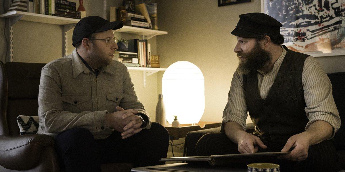 An American Pickle Seth Rogen and Seth Rogen