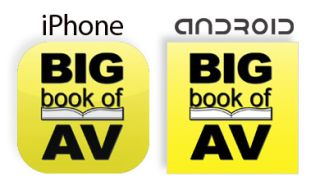 Stampede Big Book of AV App Now Available