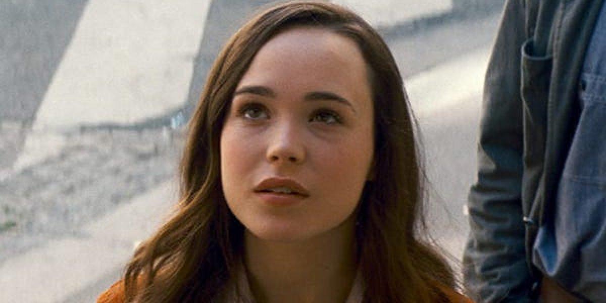 Elliot (then Ellen) Page as Ariadne in Inception.