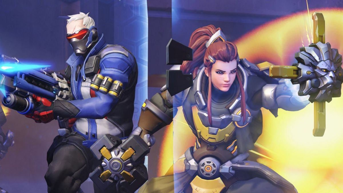 "Blizzard says Nintendo can choose ""whatever character you want"" for Overwatch Smash Bros DLC"