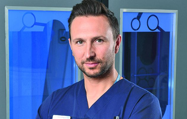 Fletch discovers that being Director of Nursing isn't all about drinking fancy coffee while wearing a smart suit this week in Holby City
