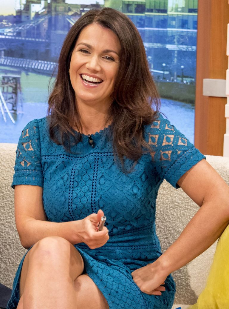 susanna reid's oasis isla dress